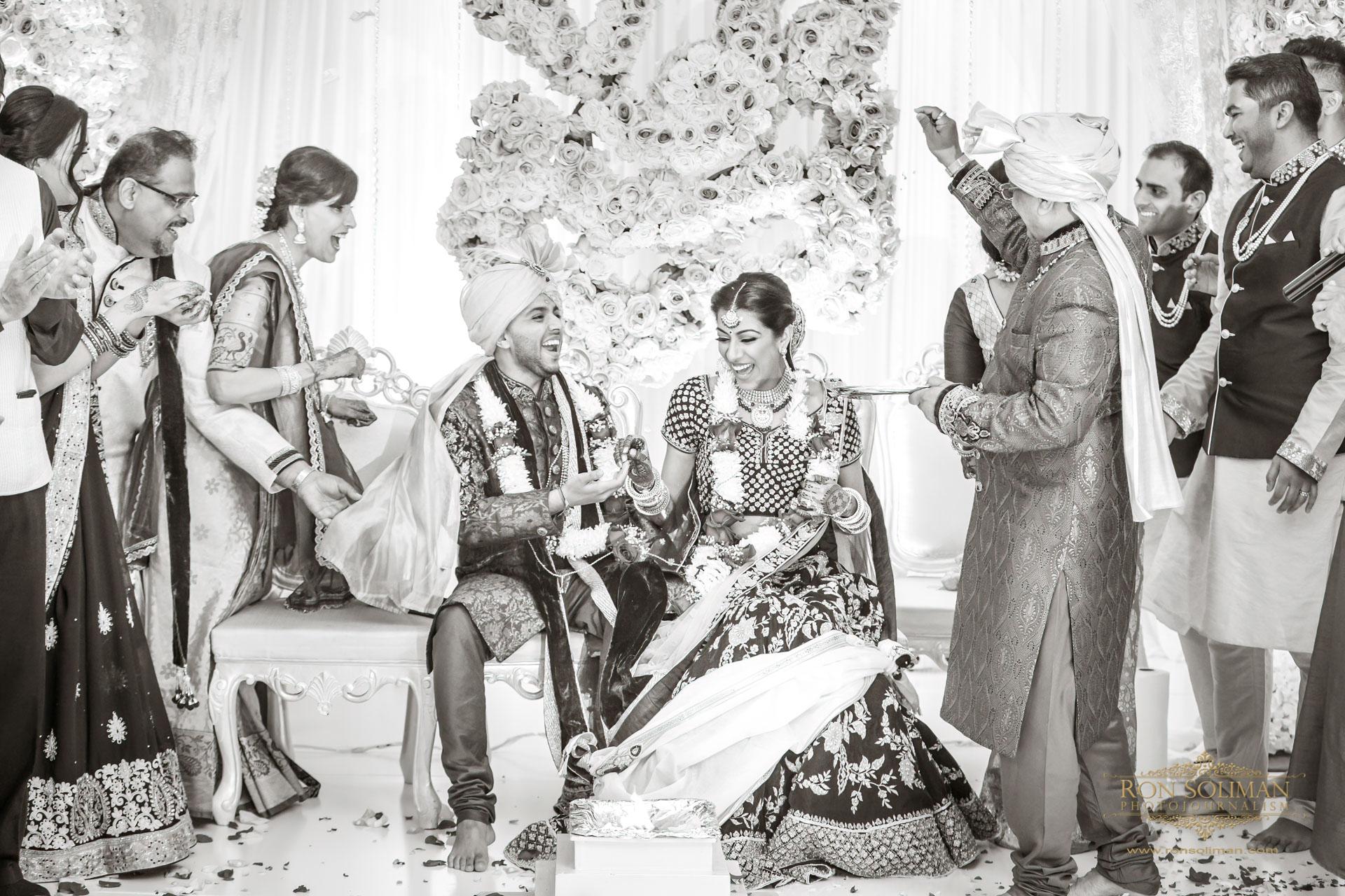 SHERATON PARSIPANNY WEDDING RM 21