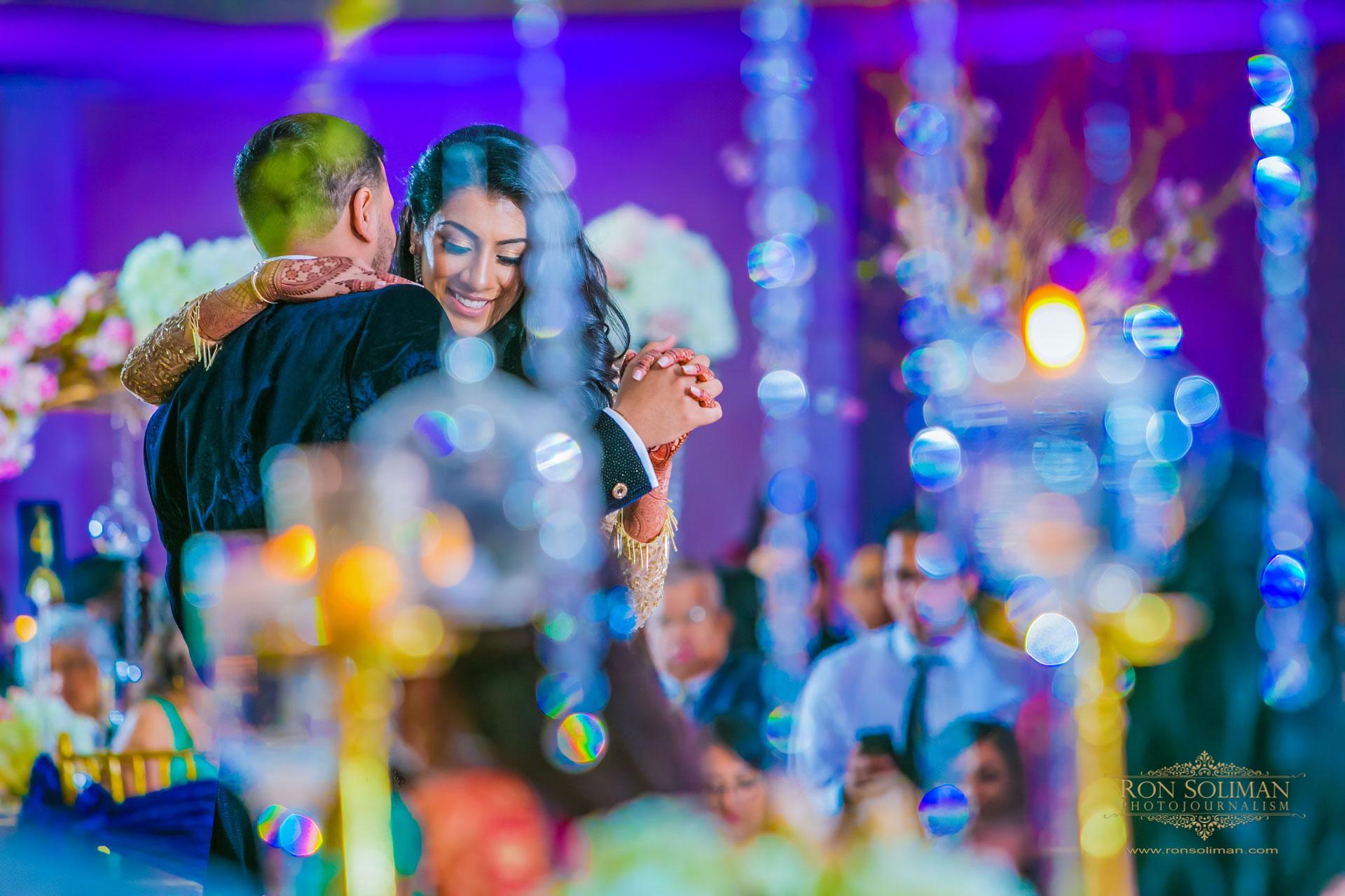 SHERATON PARSIPANNY WEDDING RM 33