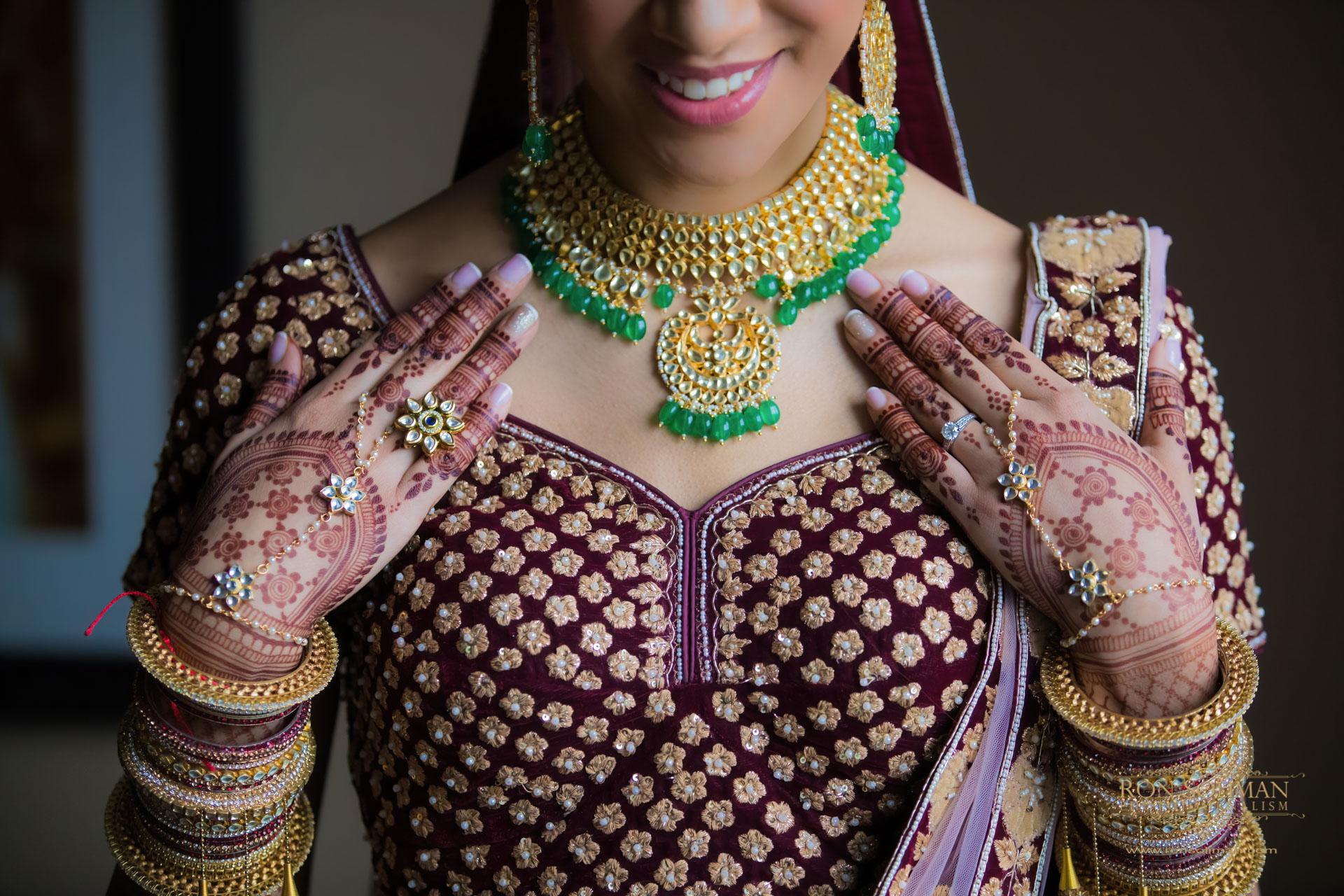 SHERATON PARSIPANNY WEDDING RM 6