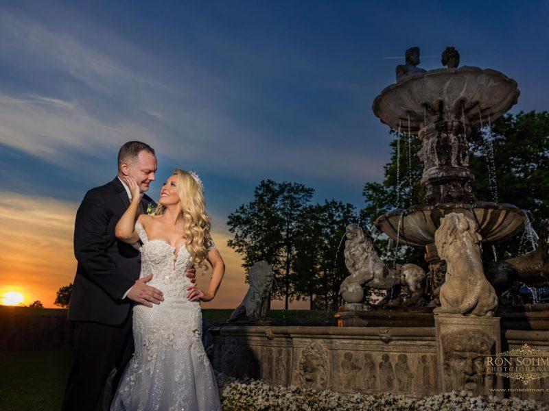 Trump National Golf Club Wedding | Brielle + Brad