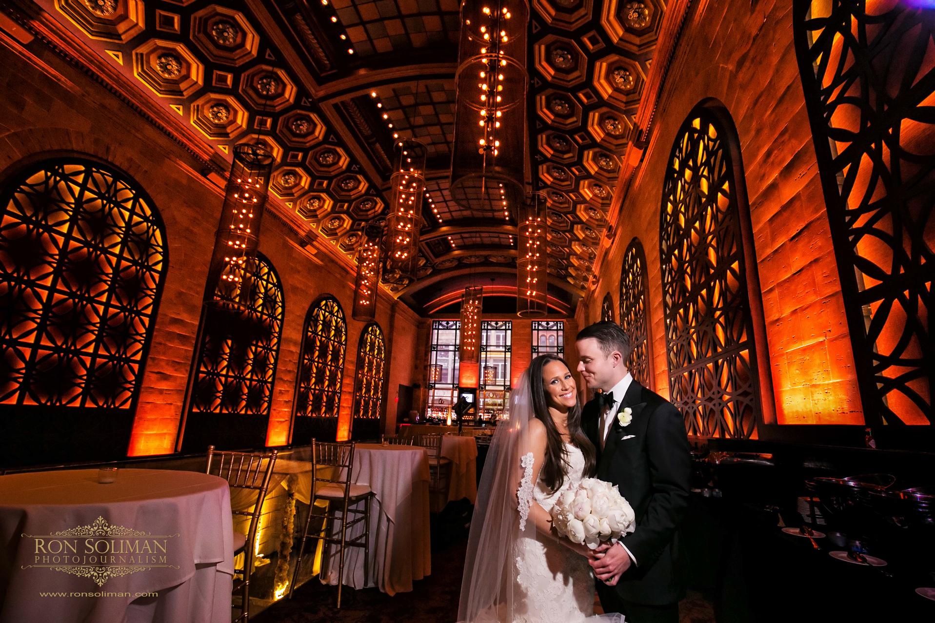 The Union Trust Wedding | Ali + Andrew
