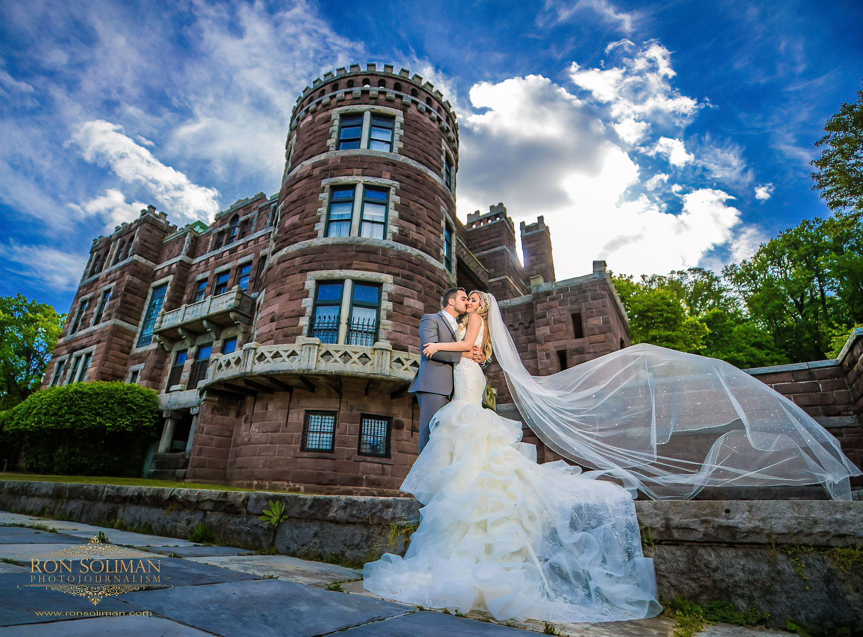 One & Only Westmount Country Club | Alicia + Christian