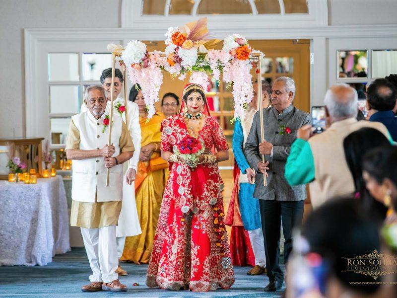 The Don CeSar Hotel Wedding | Alisha + Preyans
