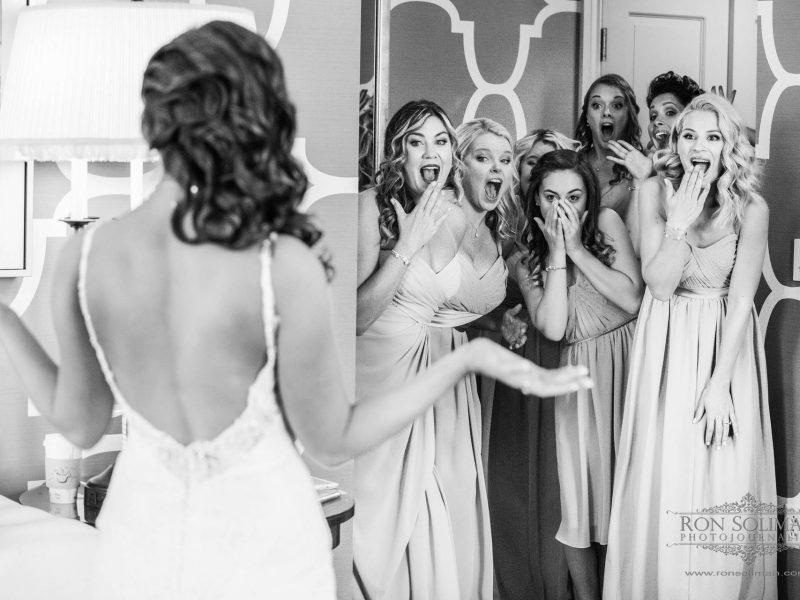 Ballroom at the Ben Wedding | Colleen + Donald