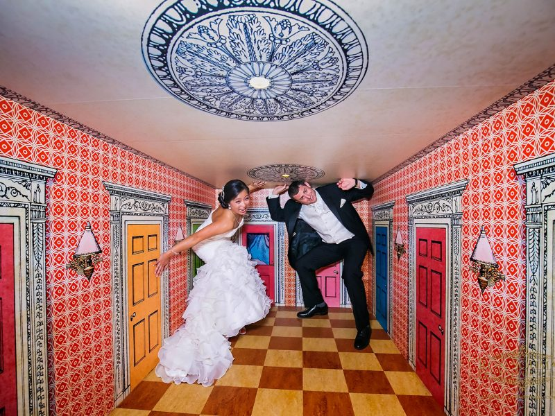 Please Touch Museum Wedding | Stephanie + Sean