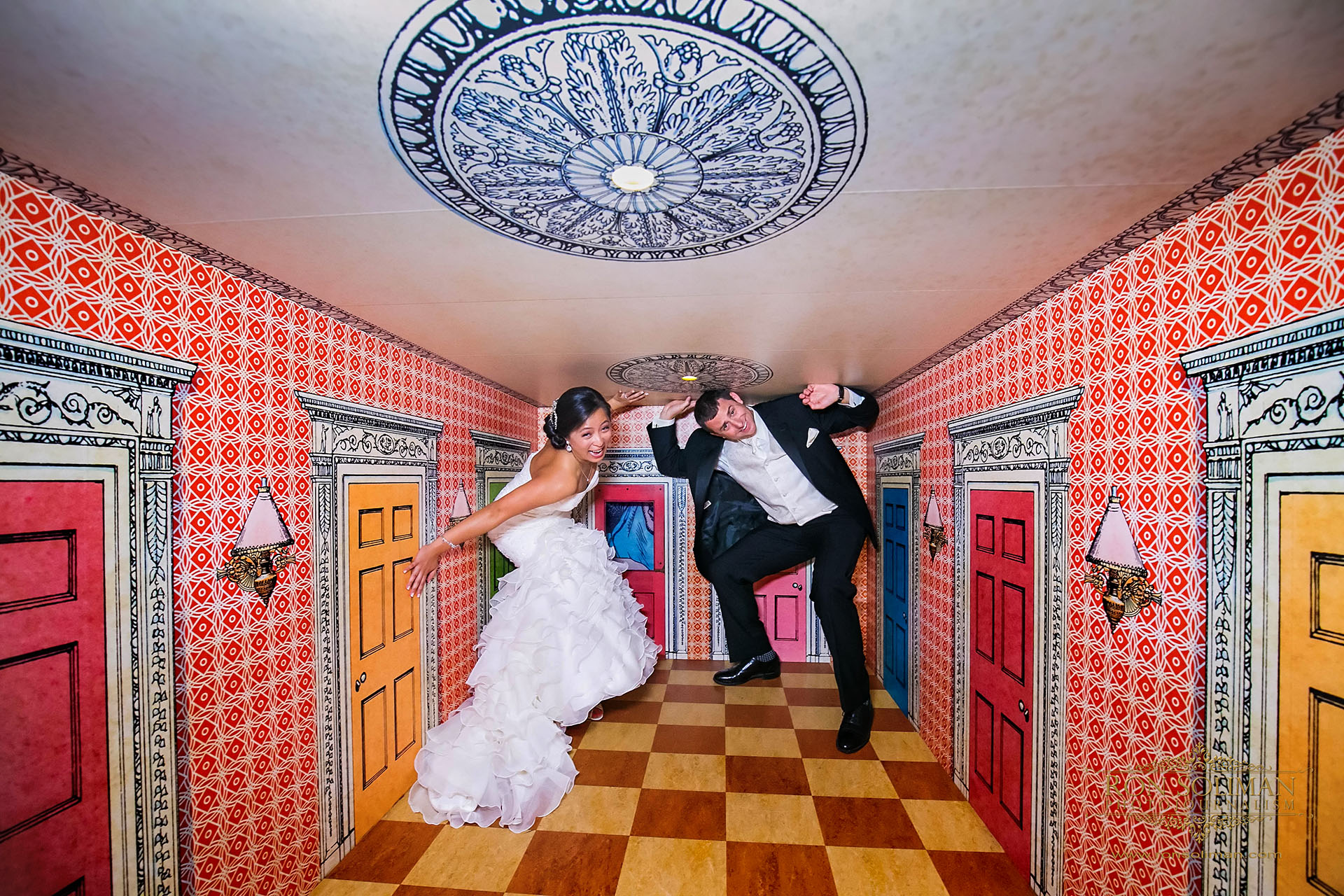Please Touch Museum Wedding   Stephanie + Sean
